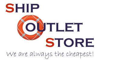 SOS Ship Outlet Store - Nautical outlet web shop sells boat spares, yacht accessories, motor parts and sailing equipment of the best brands for outlet prices with discounts up to 60% off the new price.