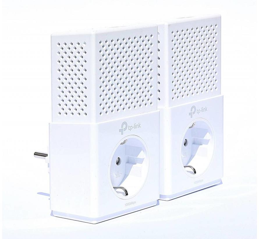 TP-Link tl-pa7010p kit av1000 Gigabit adaptadores Powerline tl-pa7010pkit