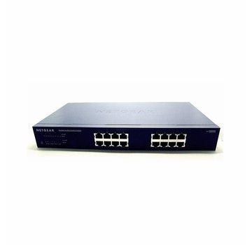 Netgear Netgear Prosafe jgs516 v2 16 puerto Gigabit switch lüfterlos desarrolló