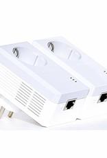 TP-Link TP-LINK TL-PA4010P KIT 500Mbps Powerline Adapter Netzwerkadapter 2-Set