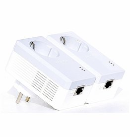 TP-Link TP-LINK TL-PA4010P KIT 500Mbps Powerline Adapter Netzwerkadapter 2-Set