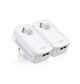 TP-Link TP-LINK TL-PA9020P KIT AV2000 Gigabit Powerline Adapter TL-PA9020PKIT 2er