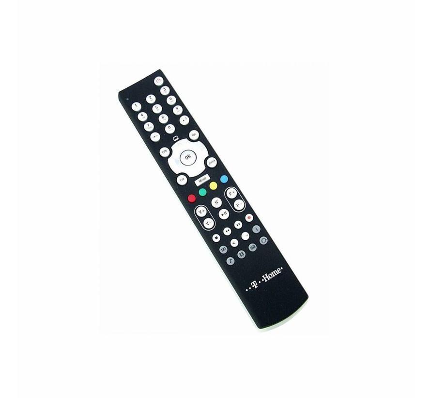 Original T-Home mando a distancia media receiver mr300 Mr 300 x301t 301 negro