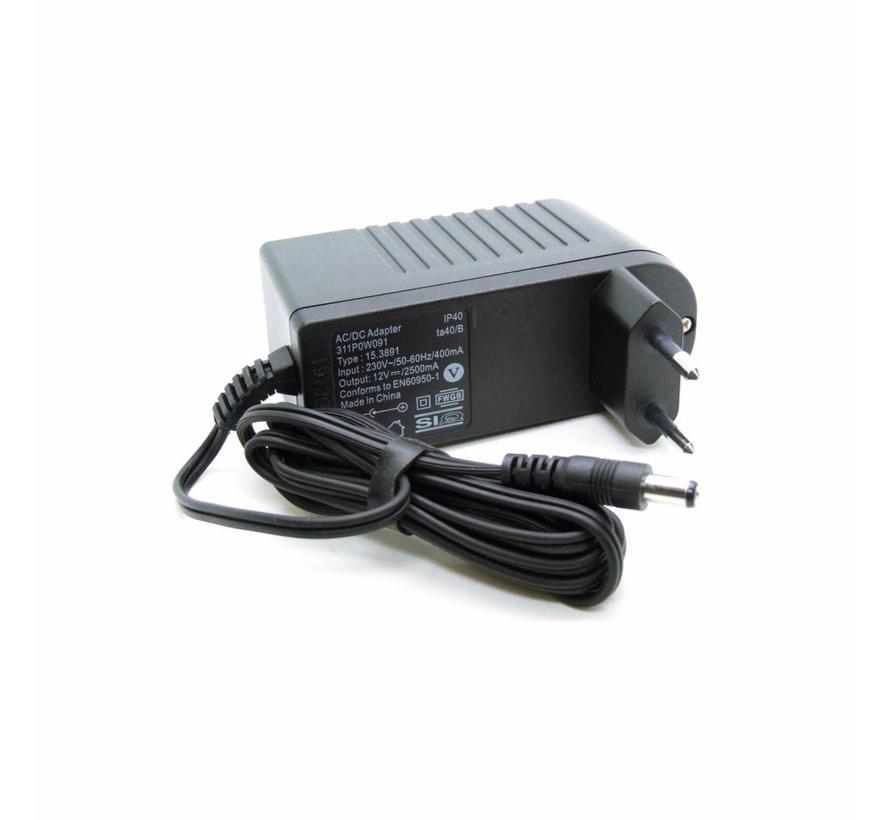 Original AVM fuente alimentación para fritzbox 7490 6490 311p0w091 12v 2,5a
