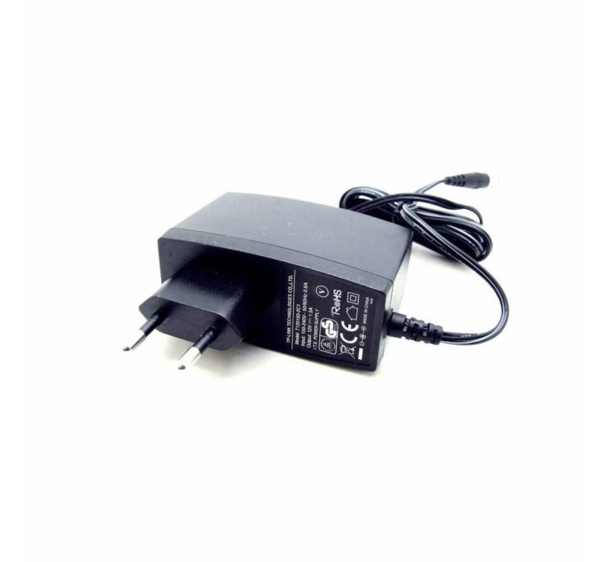 Original TP-Link fuente de alimentación t120150-2c1 12v 1,5a