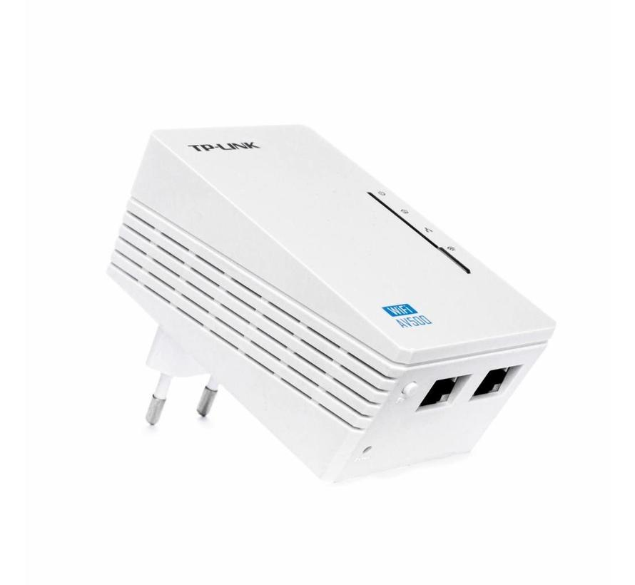 TP-LINK TL-WPA4220 AV500 WIFI WLAN Powerline Adapter Netzwerkadapter