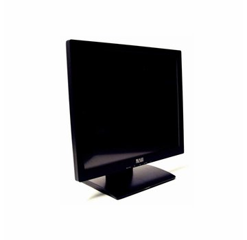 "Canvys Canvys 19"" checkout Display Touch Monitor VT-968DT LCD TOUCHSCREEN DVI VGA POS"