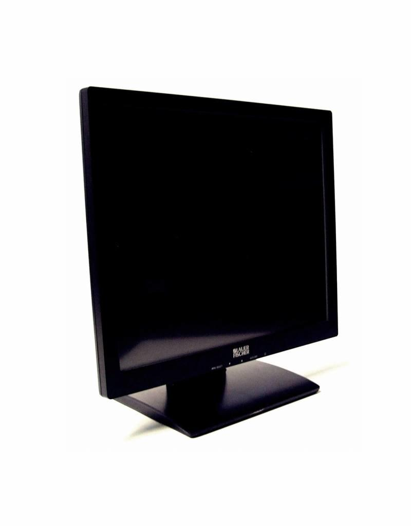 "Canvys 19"" Kassen Display Touch Monitor VT-968DT LCD TOUCHSCREEN DVI VGA POS"