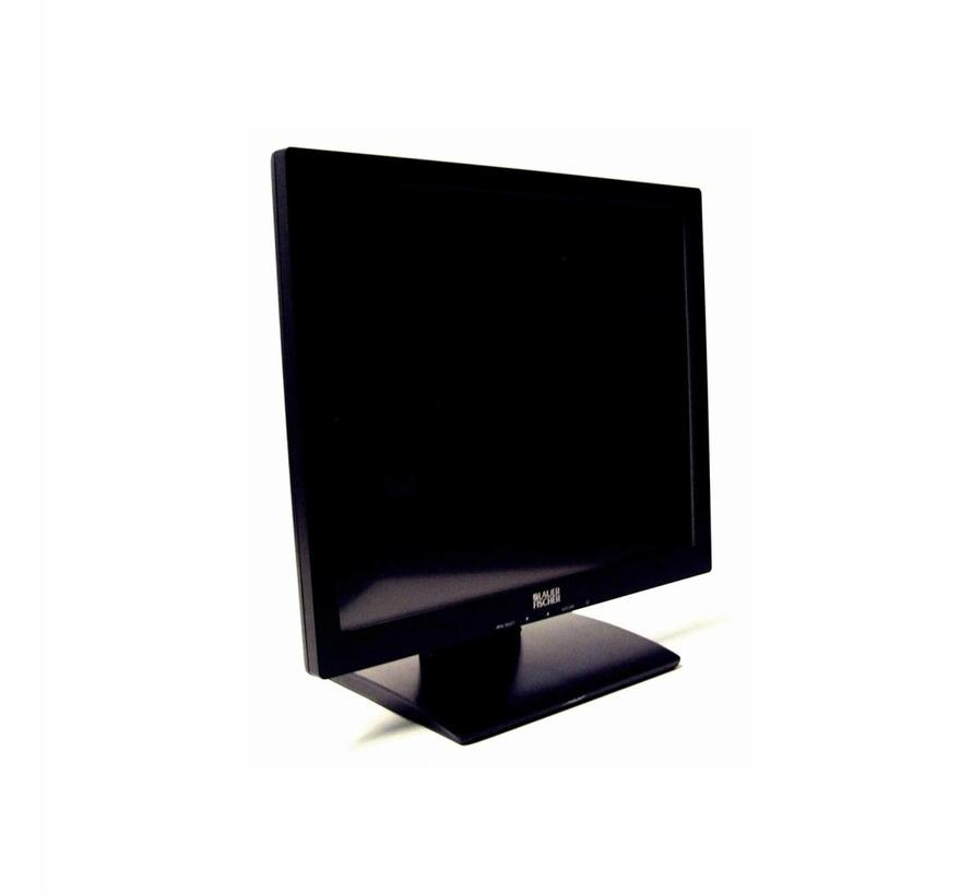 "Canvys 19"" cajas Display Touch monitor vt-968dt LCD táctil DVI VGA pos"