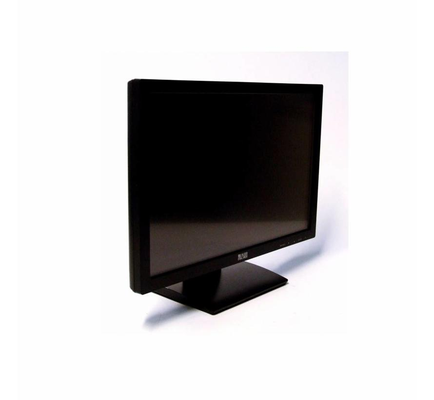 "Canvys 20"" LCD Kassen Display Touch Monitor VT-20WDT DVI VGA Kassenmonitor POS"