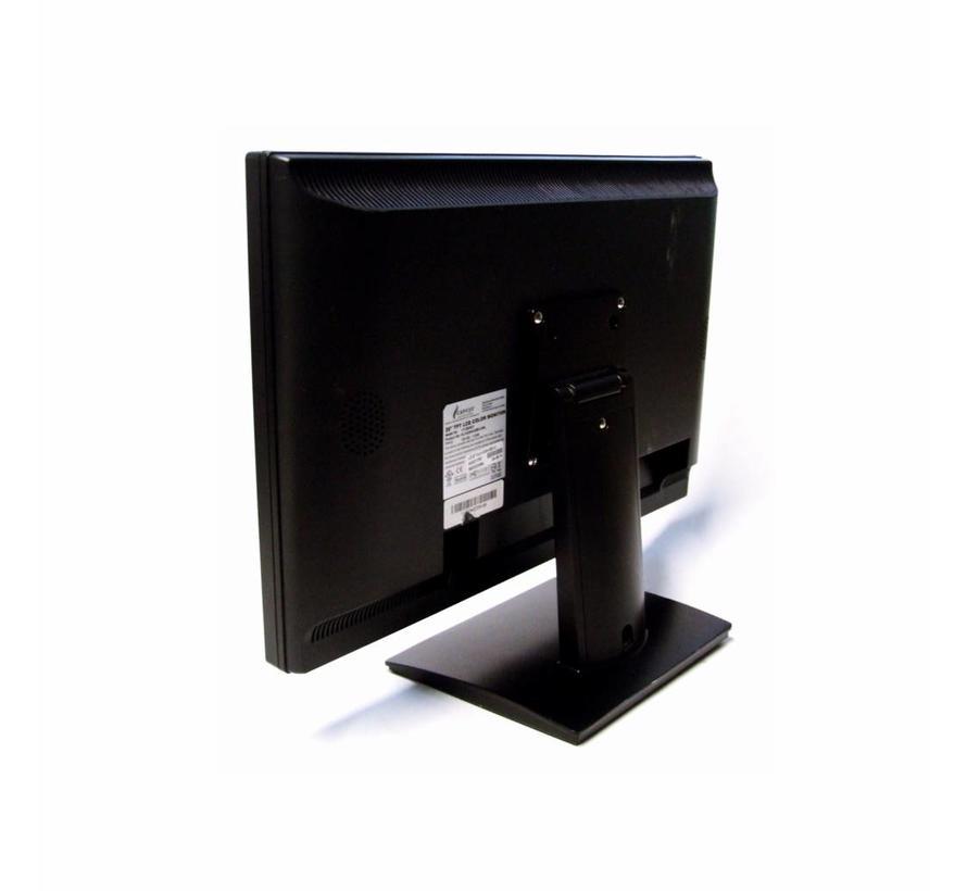 "Canvys 20"" LCD arcas Display Touch monitor vt-20wdt DVI VGA kassenmonitor pos"