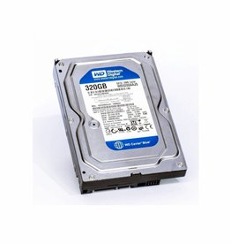 Western Digital WD Caviar Blue 320GB HDD, P/N: WD3200AAJS