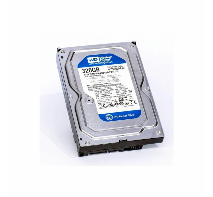 """WD Caviar Blue 320GB 3,5"""" SATA HDD, P/N: WD3200AAJS"""