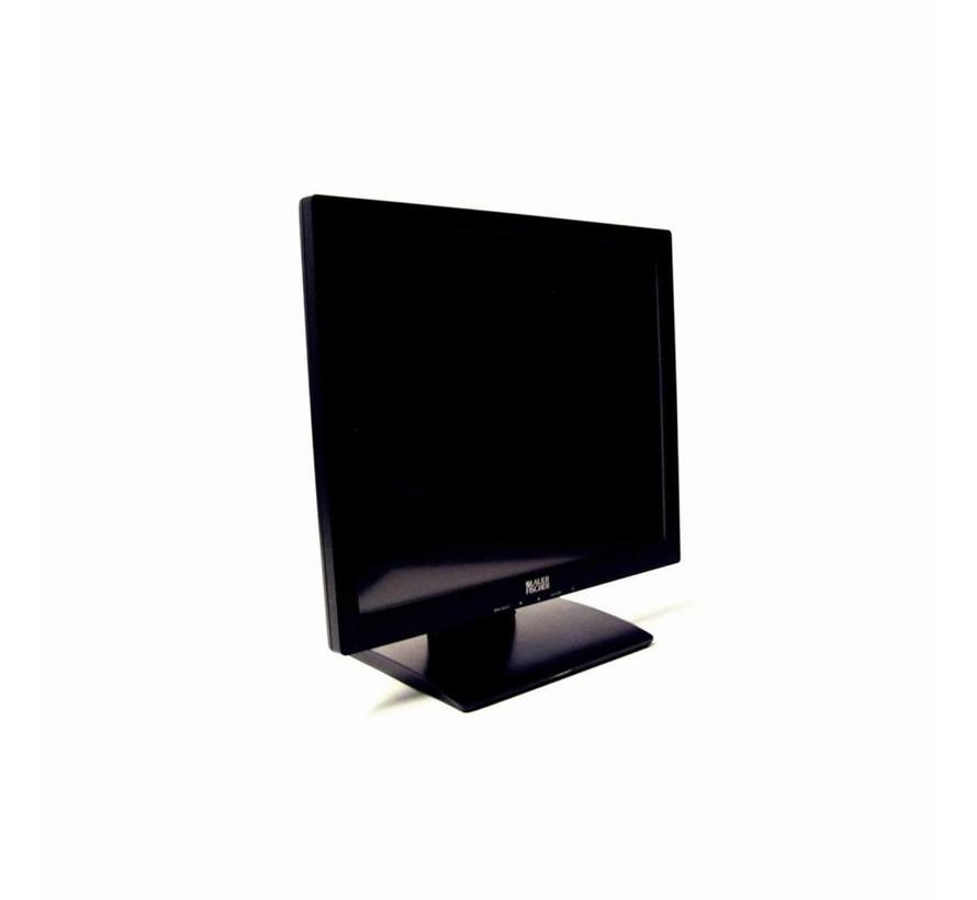 "Canvys 17"" cajas Display Touch monitor VT-768DT LCD táctil DVI VGA pos"