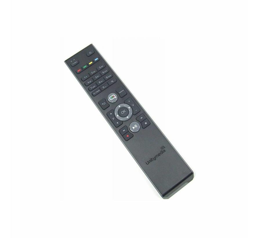 Unitymedia remote control for HD Recorder Echostar HDC 601 / RC2903501/01