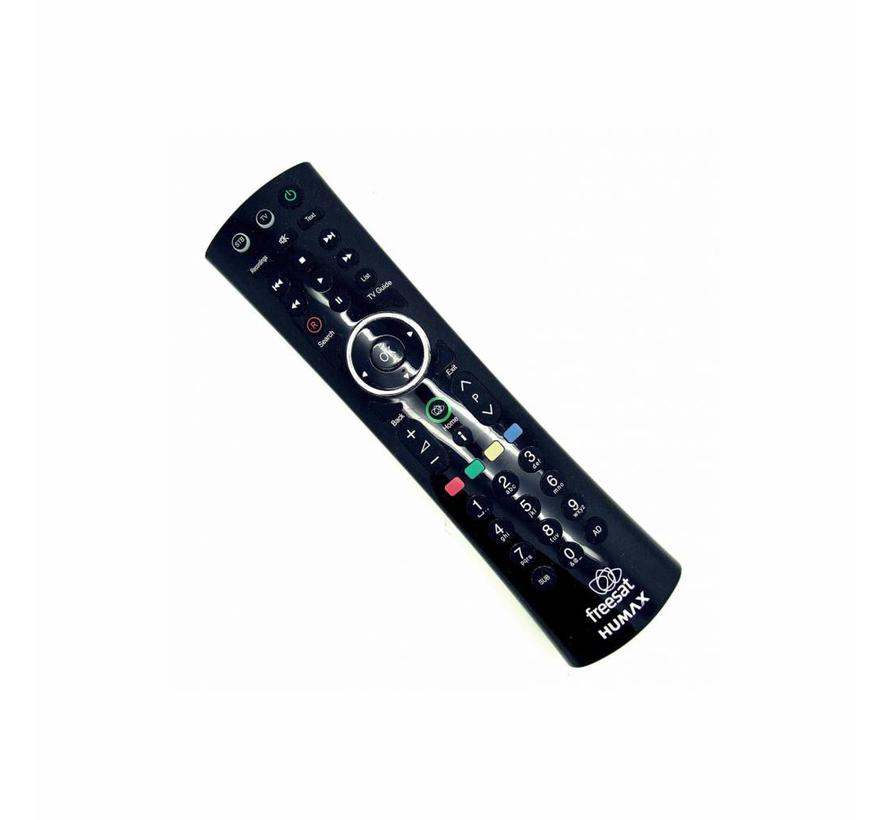 Original Humax remote control RM-I08U freesat  black