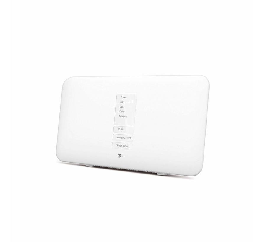 Telecom Speedport Hybrid Módem de enrutador DSL Wi-Fi Wi-Fi de 1300 Mbps 4 puertos