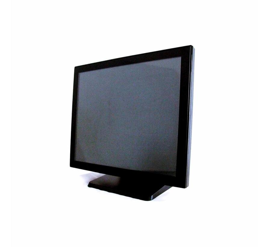 4POS MCM-417 JustTouch customer display touch monitor 17""