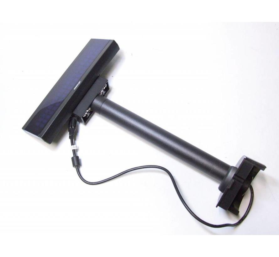 Posiflex PD2500 pantalla para el cliente