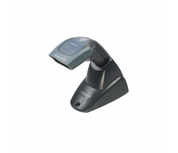 Datalogic Datalogic Heron D130 Handscanner Barcodescanner mit USB Kabel und Standfuß