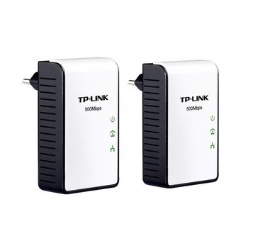 TP-Link TP-LINK TL-PA411KIT 500Mbps Nano Powerline Adapter 2 x TL-PA411 AV500