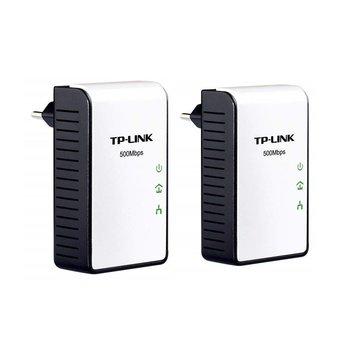 TP-Link TP-LINK TL-PA411KIT 500Mbps Nano Powerline adaptadores 2 x TL-PA411 AV500