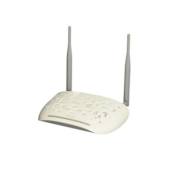 TP-Link TP-Link TD-W8961ND ADSL2 Wireless enrutador  2,4GHz 4-port 300Mbps