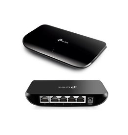 TP-Link TP-LINK TL-SG1005D 5-Port Desktop Gigabit Switch Ethernet