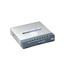 LINKSYS SD2008 8-Port 10/100/1000 Gigabit Switch