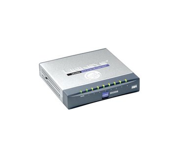 Linksys LINKSYS SD2008 8-Port 10/100/1000 Gigabit Switch