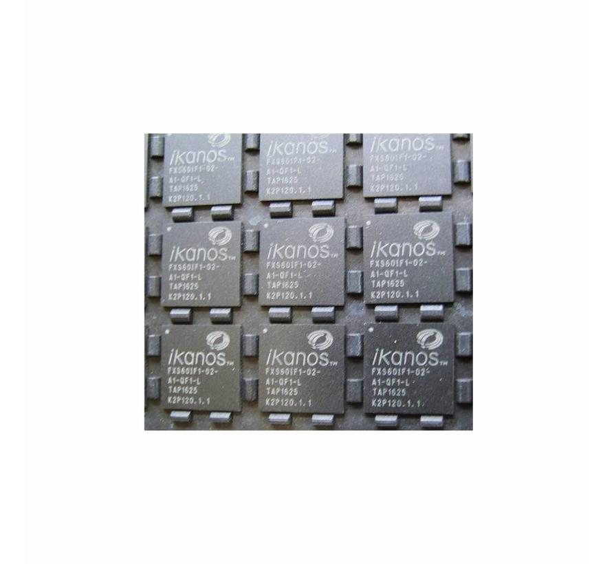 Ikanos FXS60IF1-02-A1-QF1-L DSL Chip for FritzBox 7390
