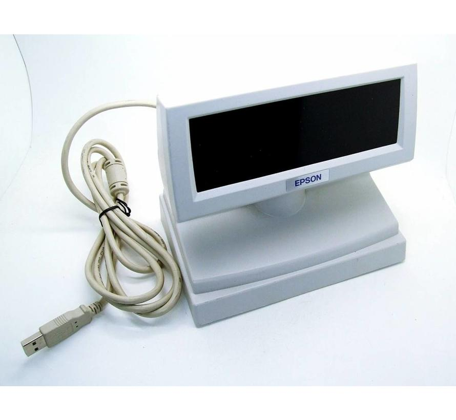 Epson USB DM-D110 M58DC  customer display