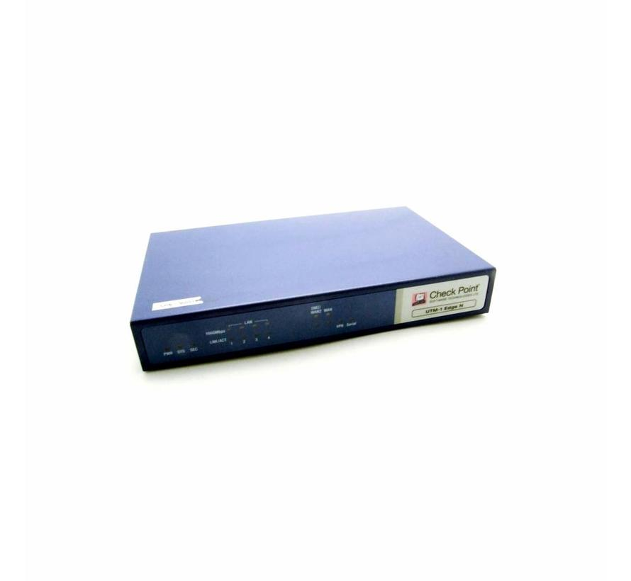 Check Point N200 / SBXN-200-3 UTM-1 Edge N Internet Security Appliance