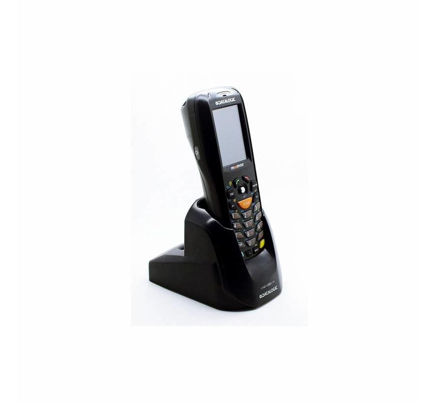 Datalogic DL-Memor Barcodescanner 944201016 Scanner + Single Cradle W AUX Slot