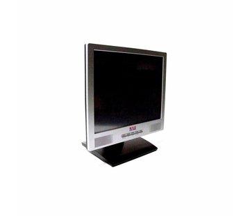"Canvys Canvys 15"" Kassen Display Touch Monitor VT-588ET LCD KL-VT1503-HRU-L POS"