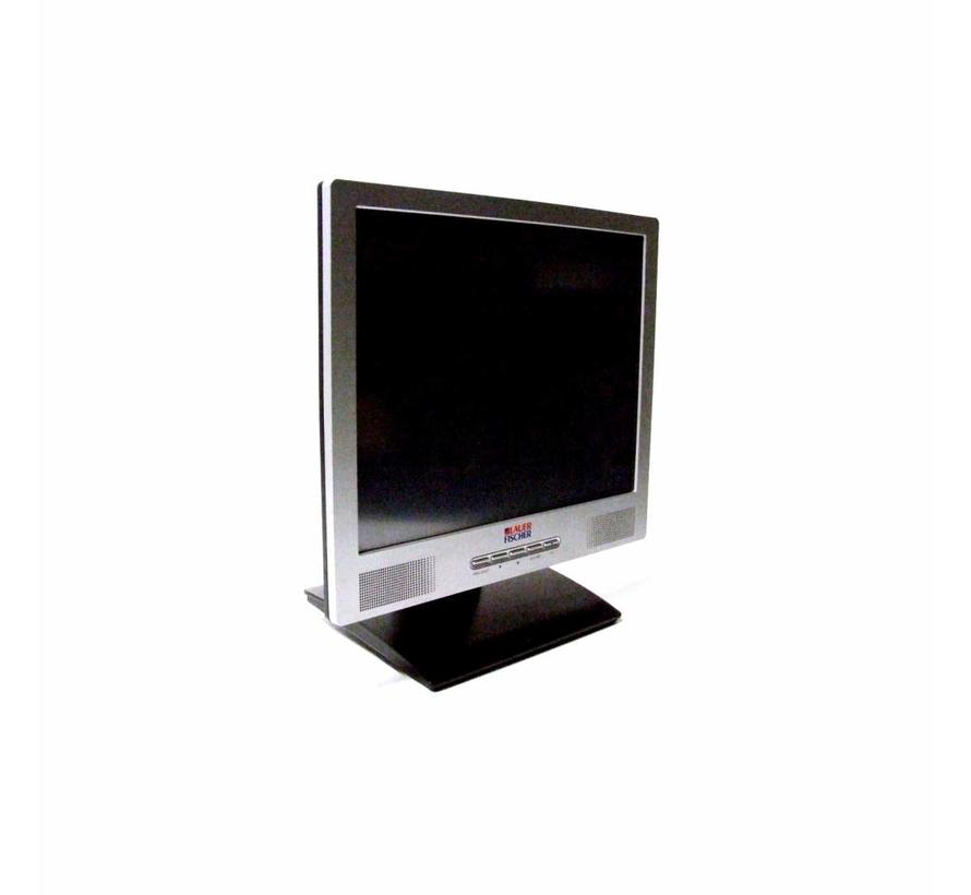 "Canvys 15"" Kassen Display Touch Monitor VT-588ET LCD KL-VT1503-HRU-L POS"