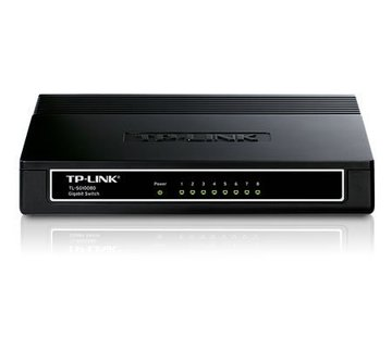 TP-Link TP-LINK TL-SG1008D 8 Port Desktop Gigabit Switch Ethernet