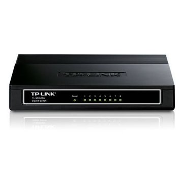 TP-Link TP-LINK TL-SG1008D 8 Port Gigabit Switch Ethernet
