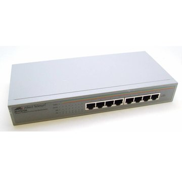 Allied Telesis Allied Telesyn AT-FS708 Switch 8x Port RJ-45 100Base-TX FS708
