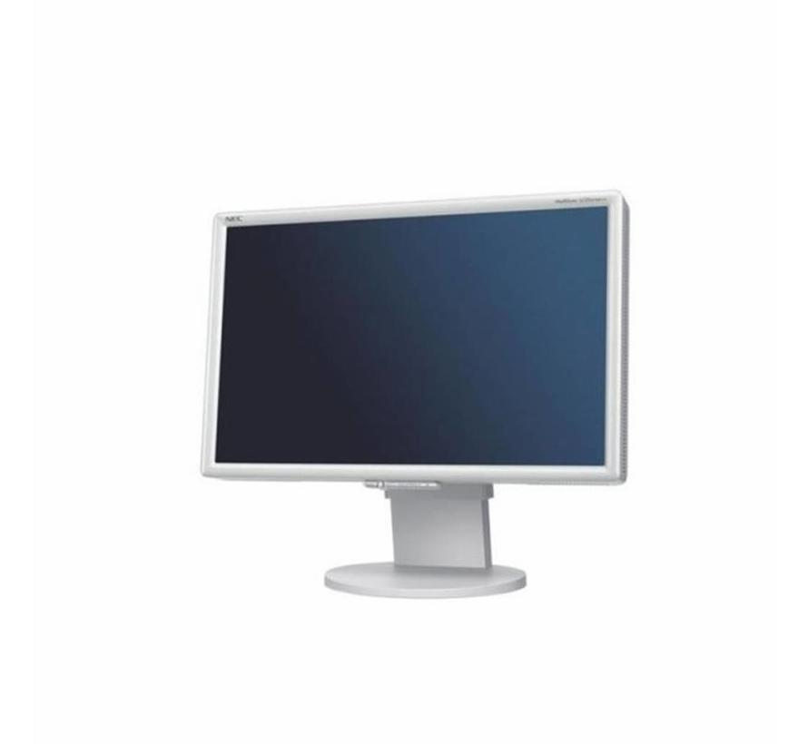 "NEC MultiSync LCD2470WVX Monitor 24"" Screen LCD Monitor"