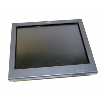 "IBM IBM 15"" Touchmonitor 4820-51G Touch Monitor SurePoint Touchscreen Display LCD"