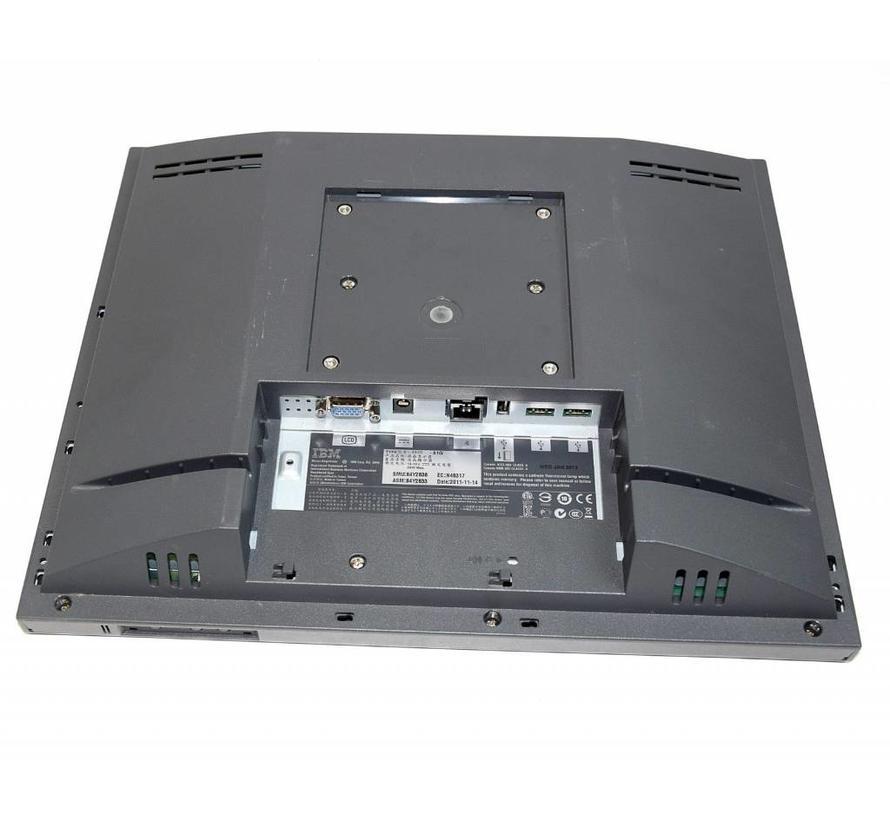 """IBM 15 """"Touchmonitor 4820-51G Monitor táctil SurePoint Pantalla táctil Pantalla LCD"""