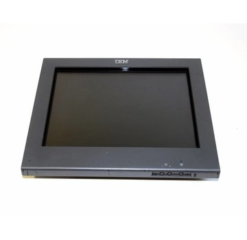 "IBM IBM 12"" Touchmonitor 4820-21G Touch Monitor SurePoint Touchscreen Display"