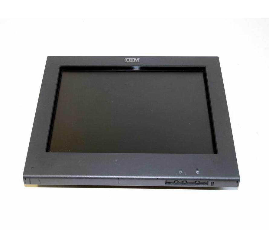 "IBM 12"" Touchmonitor 4820-21G Touch Monitor SurePoint Touchscreen Display"