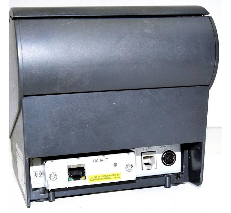Epson TM-T88IV Impresora de recibos TMT-88 IV Red LAN E02 IA 07 Impresora POS Impresora