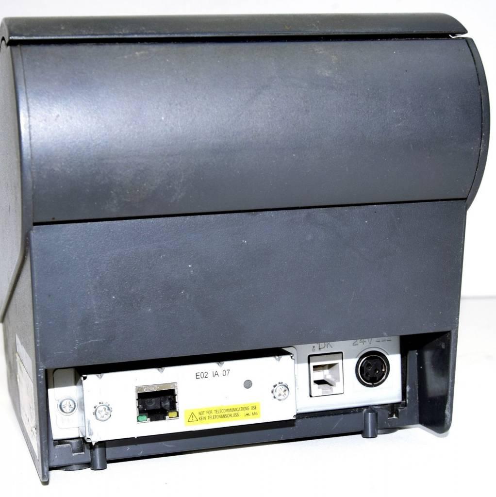 INCL POWER SUPPLY EPSON TM-T88III TM-T88 III M129C THERMAL POS PRINTER  RS232