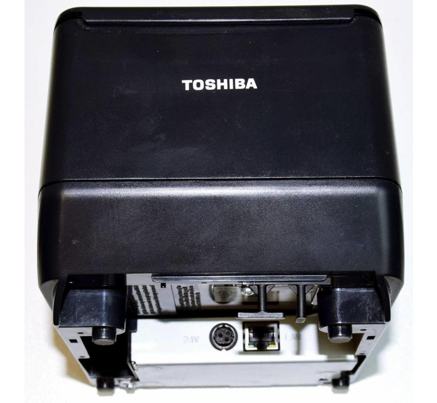 Toshiba TRST-A10-LC1-QM-R Bondrucker Drucker Kassendrucker LAN Ethernet POS