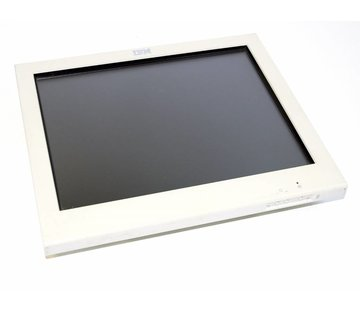 "IBM IBM 15 ""Touch Monitor 4820-51W Touch Monitor SurePoint Touch Screen Display LCD"