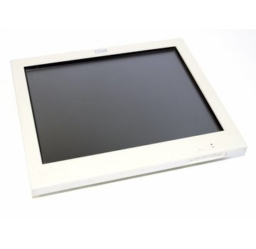 "IBM IBM 15"" Touchmonitor 4820-51W Touch Monitor SurePoint Touchscreen Display LCD"