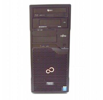 Fujitsu Fujitsu PRIMERGY TX1310 M1 servidor Xeon E3-1226 3, 3GHz 4GB 320GB HDD DVD/BD